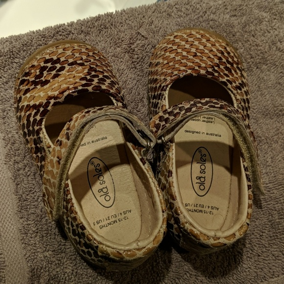 Old Soles Shoes | Old Sole Baby Shoes